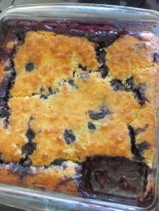 blueberry cobler 4 the girls