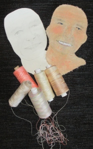 Faces in threads