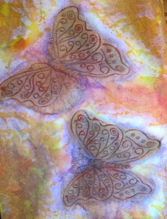 Class Sample Butterflies 2016